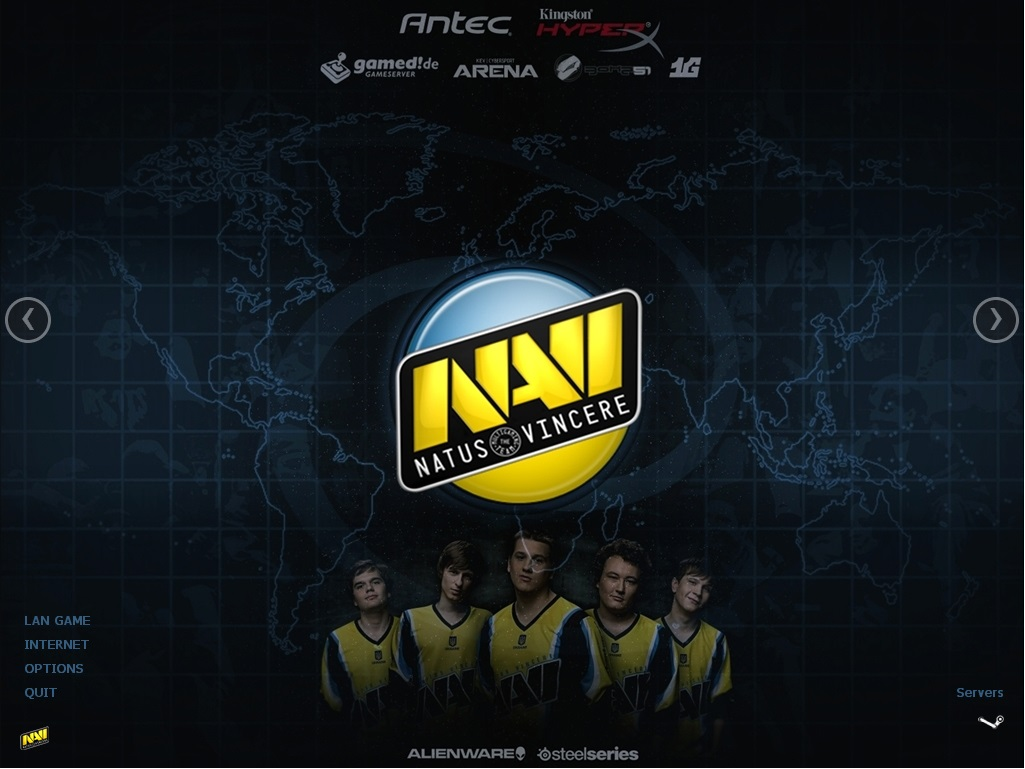 Counter-Strike 1.6 Na'Vi