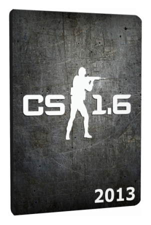 скачать Counter-Strike 1.6 2013 Valve